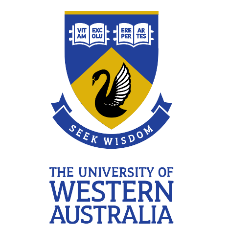 Image result for western australia university logo